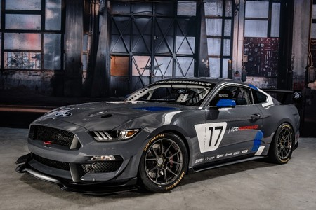 Ford Mustang GT4 Race Car, heredero de una legendaria trayectoria en las pistas