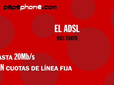 Pepephone cambia de ADSL Vodafone por el de MÁSMÓVIL