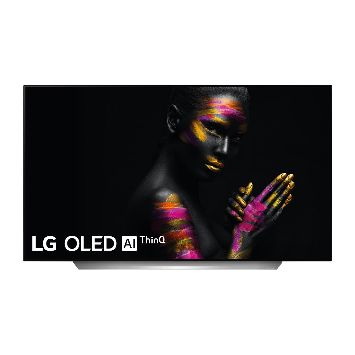 La elección de los jugadores. Sus 65 pulgadas OLED disfrutan de procesamiento de imagen por IA para un escalado a 4K más detallado y brinda 120 Hz para la mejor experiencia de juego, con una actualización G-Sync Compatible ya en camino.
