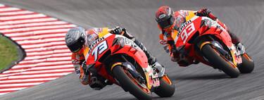 Los Rossi, los Márquez, los Espargaró y ocho más: Estas son todas las parejas de hermanos que han coincidido en MotoGP
