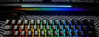 HyperX Alloy Origins 60, lo hemos probado: un pequeño gigante para trabajar y jugar (aunque no es para todos)