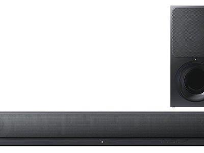 Vitamina tu Smart TV con esta barra de sonido de 300W Sony HT-CT390 por 222€