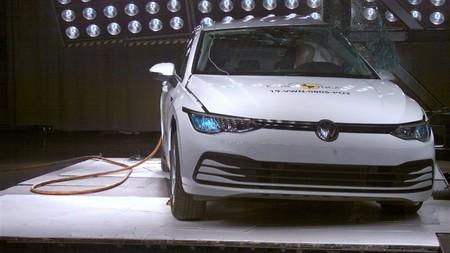 Volkswagen Golf 8 Obtiene 5 Estrellas En Euro Ncap 1