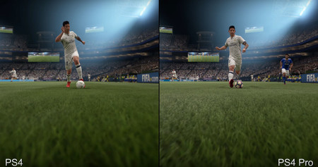 Así rinde el motor de FIFA 17 y Battlefield 1 en una PS4 Pro