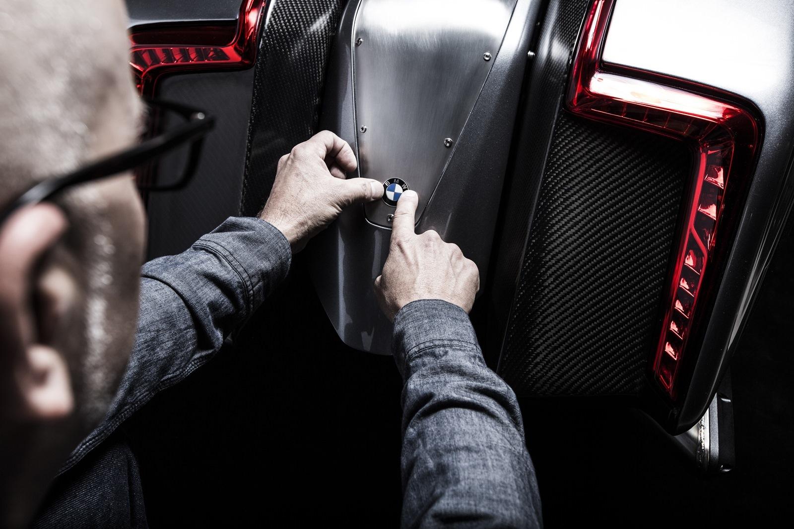 Foto de BMW Concept 101 Bagger (1/33)