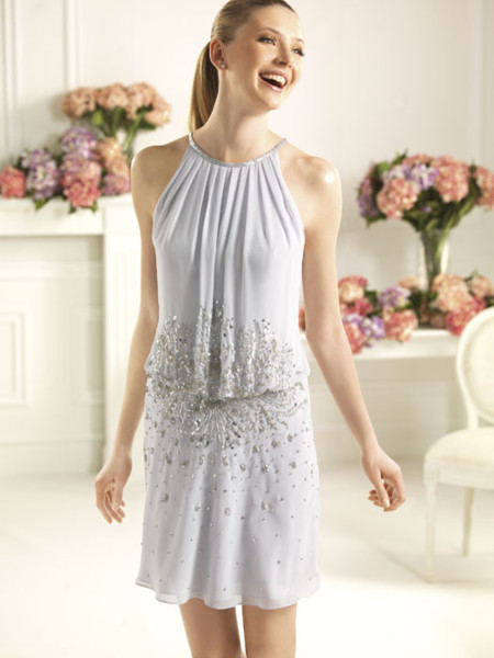 Empieza la temporada de bodas: vestidos cortos para bodas de mañana