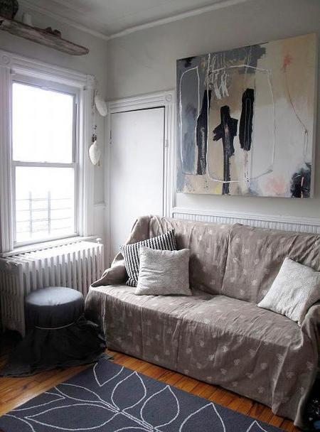 Ideas para un salón de bajo coste