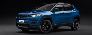 El Jeep Compass Night Eagle se proclama listo para cautivar a los europeos y será develado en Ginebra