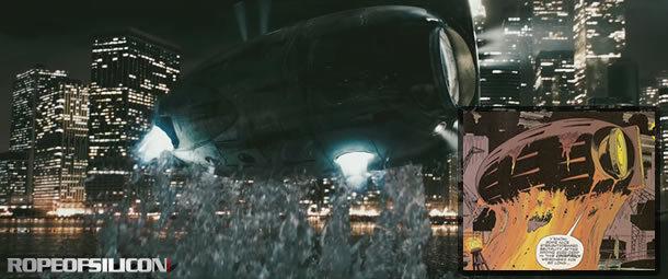 Foto de 'Watchmen', nuevas imágenes y comparativa (10/14)