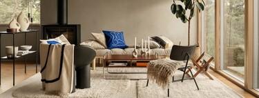 Estos preciosos cojines de la nueva colección de invierno de H&M Home tienen descuento especial para miembros