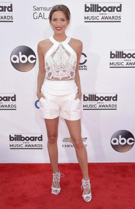 Renee Bargh Billboard 2014 mejor vestidas