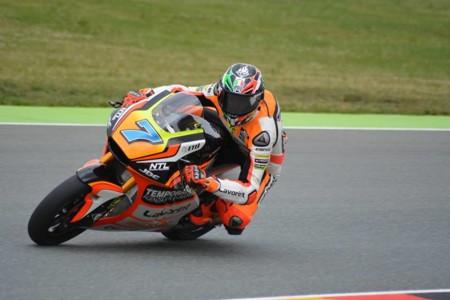 Lorenzo Baldassarri Forward Racing