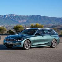 BMW Serie 3 Touring 2019: un familiar más grande, amplio y cargado de tecnología