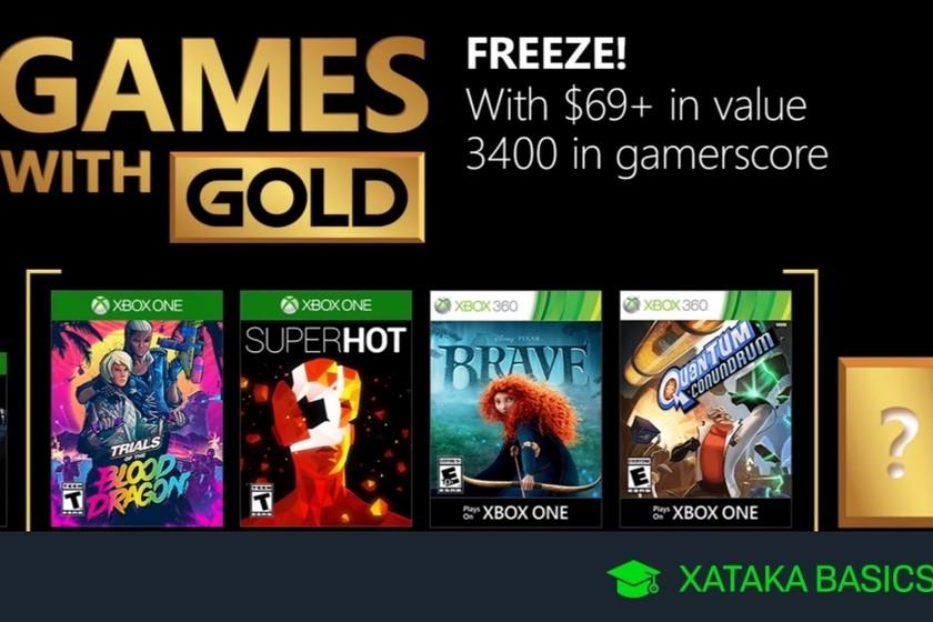 Juegos Xbox Gold Gratis Para Xbox One Y 360 De Marzo 2018