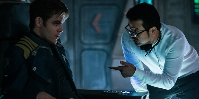 Star Trek Justin Lin