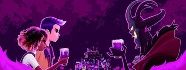 Afterparty, una fiesta con alcohol (y muerte) de los creadores del enigmático Oxenfree