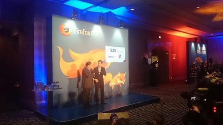 Firefox OS y sus teléfonos de 25 dólares en el MWC