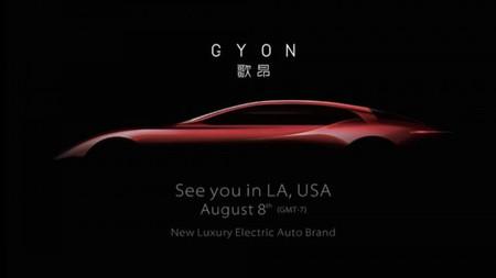 Gyon es el nuevo fabricante chino de autos eléctricos que intentará destronar a Tesla en EE. UU.