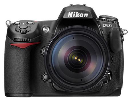 Posible Nikon D400