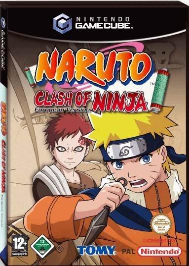 Naruto, en videojuego