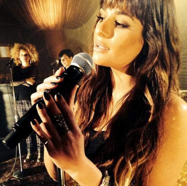 Sabíamos que Lea Michele quería rendirle tributo a Cory Monteith... y aquí está su canción