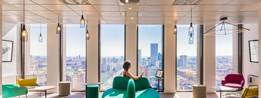 Los mejores espacios de trabajo que hemos visto en 2018