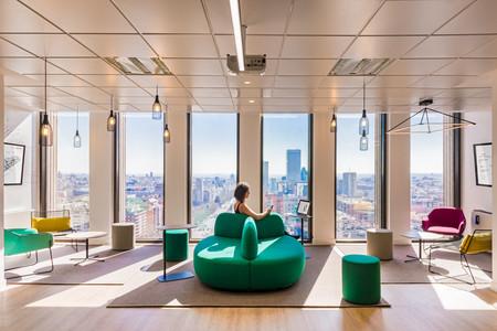 Resultado de imagen de Diseño De Oficinas: Espacios De Trabajo Inspiradores