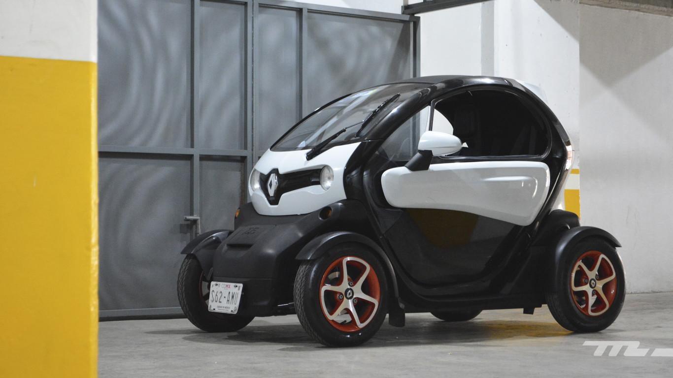 Renault twizy caracteristicas