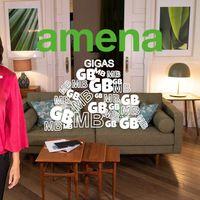 Amena retoma su promoción con gigas extra gratis: hasta 50 GB por 24,95 euros
