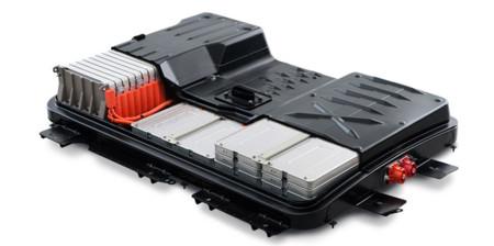 Nissan Leaf 02 Bateria
