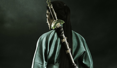 'Crouching Tiger, Hidden Dragon: Sword of Destiny', corriente