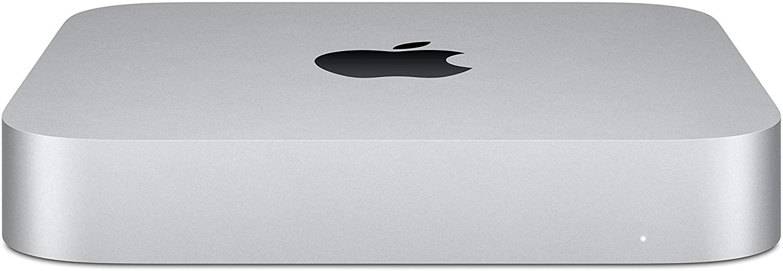 Apple Mac mini (Chip M1 de Apple con CPU de ocho núcleos y GPU de ocho núcleos, 8 GB RAM, 512 GB SSD)