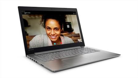 El básico Lenovo Ideapad 320-15IAP, hoy en Amazon sólo cuesta 194,99 euros