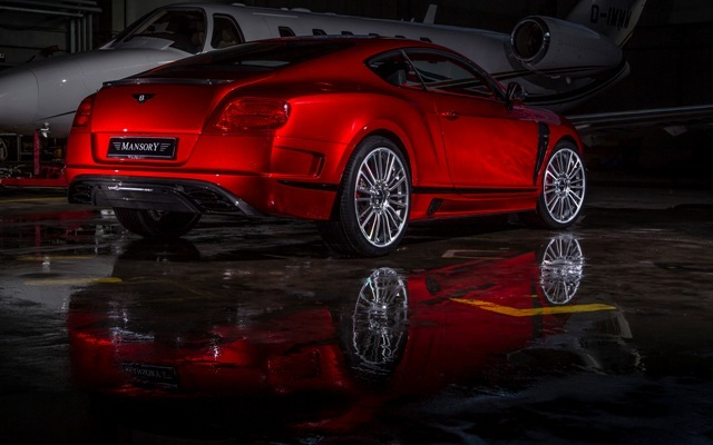 Bentley Continental GT Sanguis