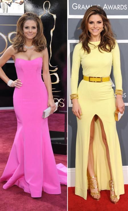 Maria Menounos peor vestidas 2013