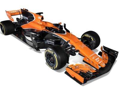 MCL32, la apuesta de McLaren para devolver a Fernando Alonso a la victoria