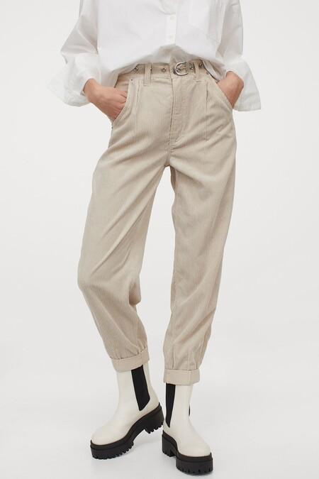 Pantalones De Pana Lowcost