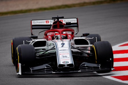 Raikkonen Alfa Romeo 2019