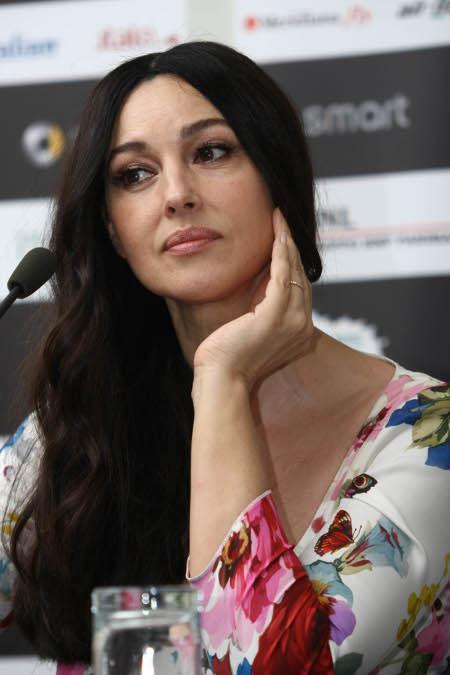 Monica Bellucci Ischia