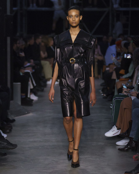 Burberry Autumn Winter 2019 Collection Look 91