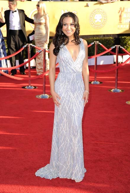 Naya Ribera Screen Actors Guild Awards