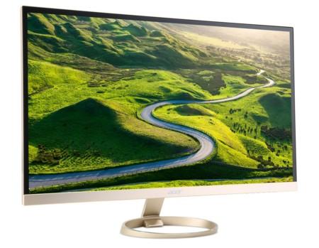 Acer H7 es el primer monitor con USB Type-C