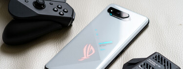 ASUS ROG Phone 5: una bestia parda del gaming demoledora en hardware y brillante en software