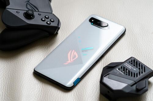 ASUS ROG Phone 5, análisis: una bestia parda del gaming demoledora en hardware y brillante en software