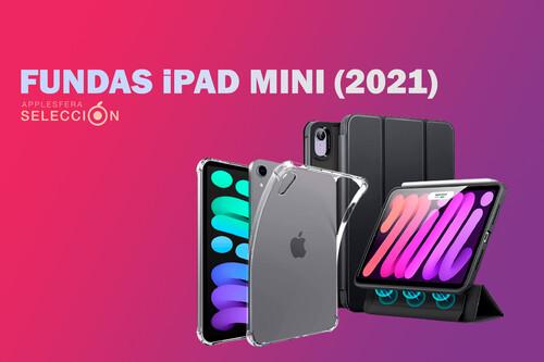 Estrena el iPad mini (2021) con una de estas seis fundas para mantenerlo protegido de accidentes, golpes y arañazos