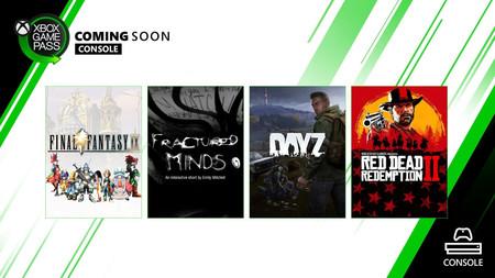 Red Dead Redemption 2 y DayZ entre los juegos de Xbox Game Pass de mayo en Xbox One. Halo 2 y Endless Legend entre los de PC