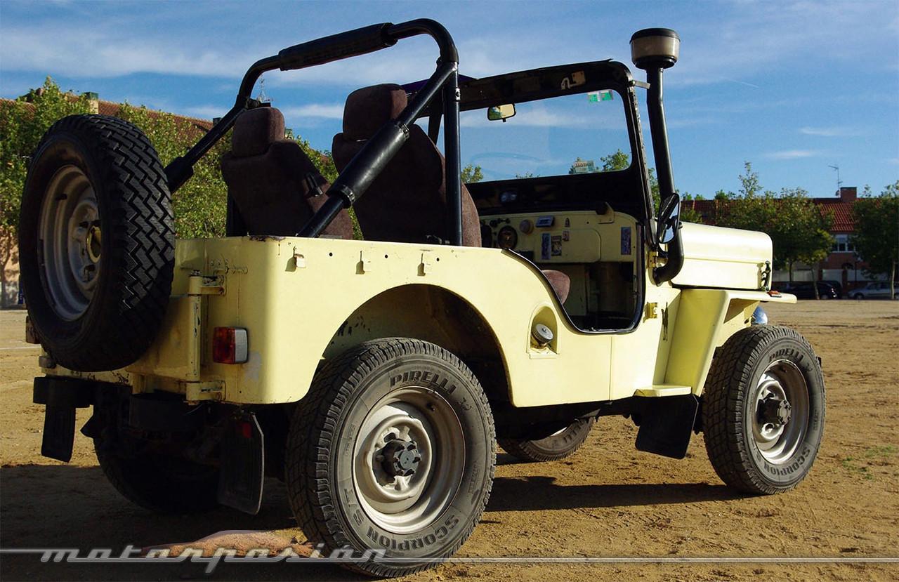 Foto de Jeep Viasa CJ-3B (1981) (11/14)