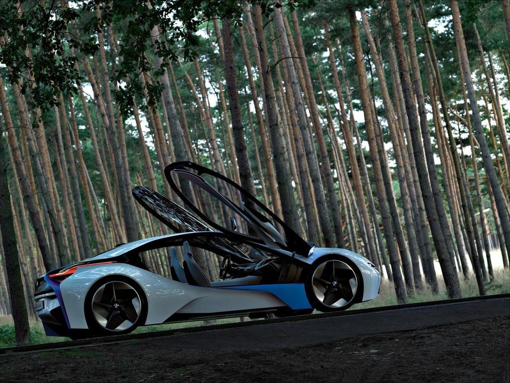 Foto de BMW Vision EfficientDynamics 2009 (91/92)