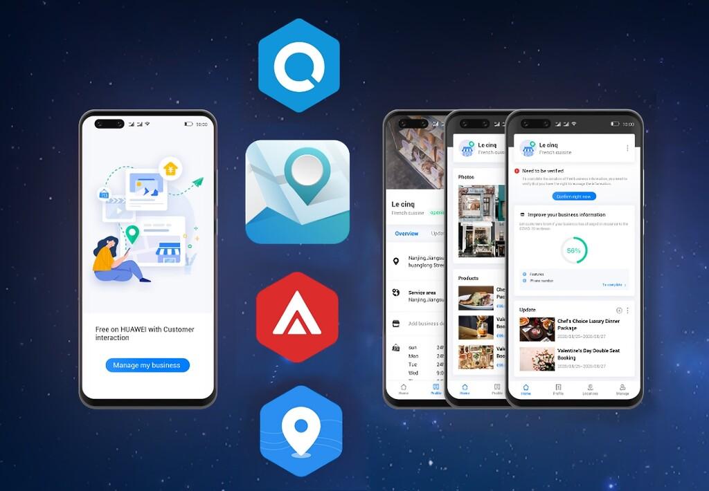 HMS Connect: el ecosistema de Huawei crece para integrar otras marcas en sus nuevos servicios de vídeo, mapas y buscador