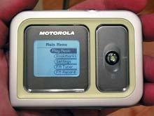 Motorola baila al son de los reproductores musicales